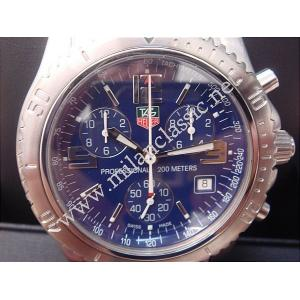 Tag Heuer-LINK Chronograph (With Box,Card)42mm