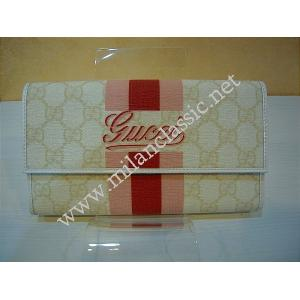 NEW - Gucci Waterproof Canvas Wallet
