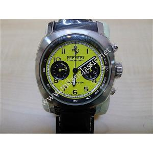 SOLD-NEW - Officine Panerai Ferrari Chronograph Auto 45mm ( Card + Box )