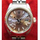"Rolex 79174 Pink Index Dial Auto Lady 18K+SS 26mm ""Y-Series"" ( With Paper + Box )"