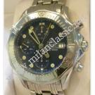 Omega-Seamaster Chrono Blue Dial Auto S/S 41mm (With Box + Card)