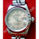 Rolex 69174 Ladies Pink Roman Letter Dial Auto 26mm (With Box)