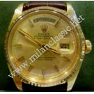 Rolex 1803 Champagne Dial Auto 18K Yellow Gold 36mm (With Box)