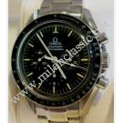 Omega Speedmaster Moonwatch Black Dial Hand Wind S/S 40mm (With Box)