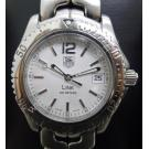 Tag Heuer Link Unisex White Dial S/S Quartz 36mm (with Box)