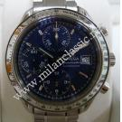 Omega Speedmaster Chrono Date Blue Dial S/S Auto 38mm(With Box)