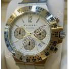 Bvlgari Diagono Professional Chrono White Dial Auto S/S 40mm (With Box)