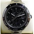 "NEW - Tag Heuer Aquarecer Chrono 500M Calibre 16 ""Ceramic Bezel"" S/S Auto 43mm (With Card + Box)"