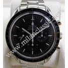 Omega Speedmaster Moonwatch Chrono S/S Hand Wind 40mm (With Box)