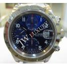 Tudor Tiger 79280 Chrono Prince Blue Dial S/S Auto 40mm (With Card + Box)