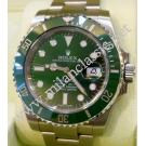 Rolex-116610LV Submariner Green Ceramic Bezel S/S Auto 40mm (With Card + Box)