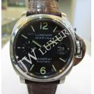 "RESERVED WITH DEPOSIT - Panerai-Luminor Marina Auto S/S 40mm PAM00048 ""O-series"""