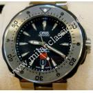 LIMITED-Oris-ProDiver Kittiwake Auto Titanium 49mm (With Box set + Card)