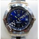 Tag Heuer Exclusive 2000 Blue Dial S/S 38mm (with Box)