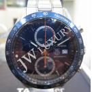 TAG Heuer Carrera Chrono  Calibre 16 Blue Dial Auto 41mm(With Card + Box)