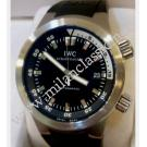 IWC Aquatimer Black Dial Auto 42mm Steel/Rubber