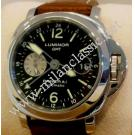 Panerai Luminor Marina GMT Steel/Leather Auto 44mm PAM00088 ( With Card + Box )