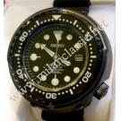 NEW-Seiko Marinemaster Professional Diver Auto 1000m Titanium/Rubber 50mm (With Box + Paper)