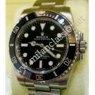 NEVER BEEN USED-Rolex-114060 Submariner Non Date Ceramic Bezel Auto S/S 40mm (With Box + Card)