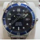 Omega Seamaster Diver 300M Blue Dial S/S Auto 41mm (With Box)