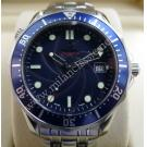 "RESERVED WITH DEPOSIT - LIMITED - Omega Seamaster ""James Bond 007"" S/S Auto 41mm (With Card + Box)"