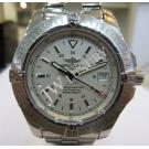 Breitling Aeromarine Colt Silver Dial Auto S/S 40.5mm (With Box)