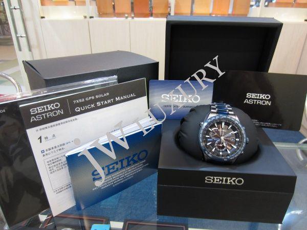 (转新号mc17575)new 全新品 Seiko Astron Gps