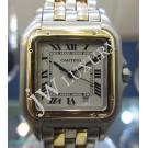 Cartier Panthere Grand Modele Or Et Acier 18K/SS 26mmX36mm(With Box)