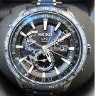 NEW(全新品)-Seiko Astron GPS Solar Titanium/Ceramic 45mm (With Card + Box)