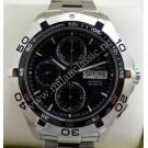 Tag Heuer Aquaracer Chrono Day-Date S/S Auto 43mm (With Card + Box)