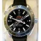 Omega- Seamaster Planet Ocean CO-Axial Ceramic Bezel Auto Steel/Rubber 42mm (With Box + Card)