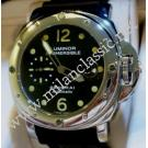 "Panerai-Luminor Submersible Auto Steel/Rubber 44mm ""A-Series"" (PAM00024)"