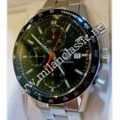 RESERVED WITH DEPOSIT - TAG Heuer Carrera Calibre 16 Chrono Black Dial Auto S/S 42mm (With Box)