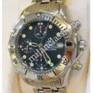 Omega Seamaster Chrono Black Dial Auto S/S 41mm (With Box)