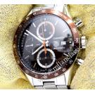 Tag Heuer Carrera Chrono Brown Dial Auto 43mm(With Box)