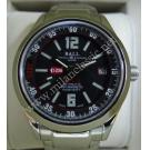 NEW - Ball Enginner Master II GMT Black Dial S/S Auto 40mm (With Card + Box)