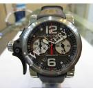 Graham Chronofighter Trigger Charcoal Dial S/S Auto 46mm(With Card + Box)