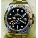 "Rolex 216570 Explorer II Black Dial S/S 42mm ""G-Series"" (With Box + Card)"