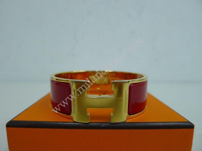 sold new hermes clic clac h bracelet in amaranth red enemel pm merdeka sale 2018 www. Black Bedroom Furniture Sets. Home Design Ideas