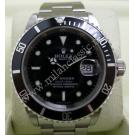 Rolex 16610 Submariner S/S Auto 40mm (With Pa...