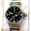NEW- Ball Fireman Ladies Black Dial Auto S/S 32mm (With Box + Card)