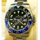 "RESERVED WITH DEPOSIT-NEW- Rolex 116710BLNR GMT II Blue Black Ceramic Bezel Auto S/S 40mm ""Random Serial""(With Box + Car"