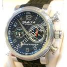 Special Edition - Graham-Mercedes GP Petronas Formula One Team Chrono Auto Steel/Rubber 47mm