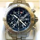 Breitling Chrono Avenger Black Dial Titanium Auto 44mm (With Box)