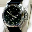 "Panerai Luminor 1950 3 Days GMT S/S Auto 44mm ""PAM00320"" (With Box + Paper)"