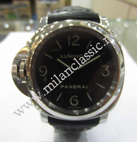 buy popular 03203 77cd3 Panerai Luminor Base Left-Handed S/S Winding 44mm