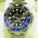 Rolex 116710BLNR GMT II Blue Black Ceramic Bezel Auto S/S 40mm (With Box + Card)