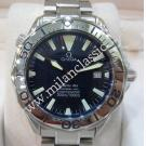 Omega Seamaster Blue Dial 300m Diver Auto S/S 42mm (With Box)