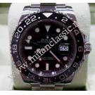 "Rolex 116710LN GMT II Ceramic Bezel Auto S/S 40mm ""Random Serial"" (With Box + Card)"