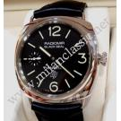 "Panerai Radiomir Black Seal Logo ""PAM00380"" Hand Wind S/S 45mm ""0-Series"" (With Box + Card)"